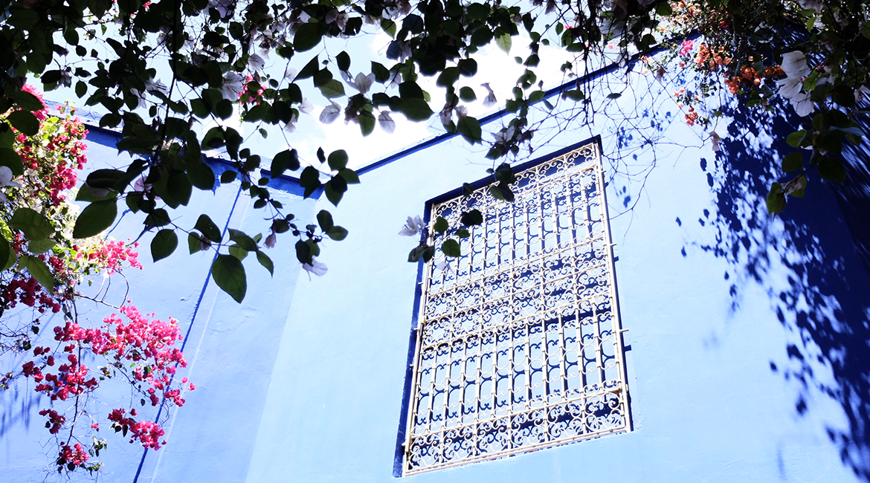 Marrakech-JardinMajorelle-Lemonetorange-2