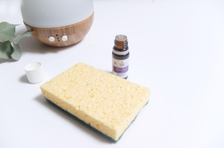 Nettoyer son intérieur avec les huiles essentielles