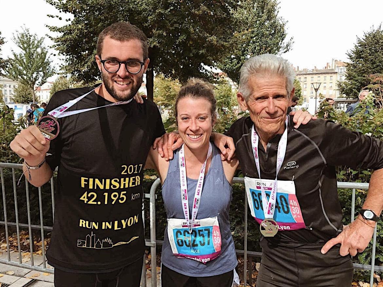 mon premier marathon