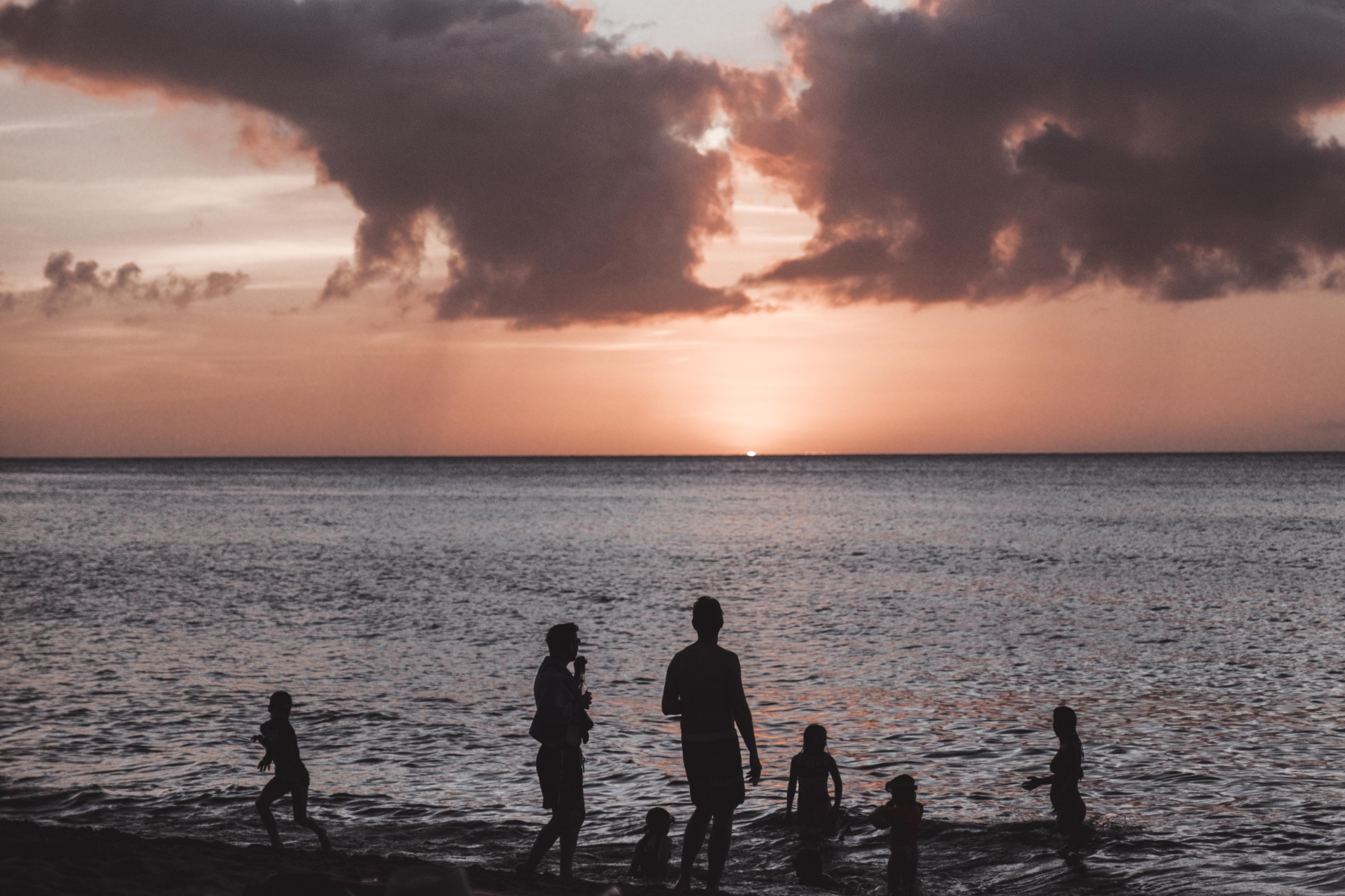Guadeloupe-Deshaies-couchee-de-soleil