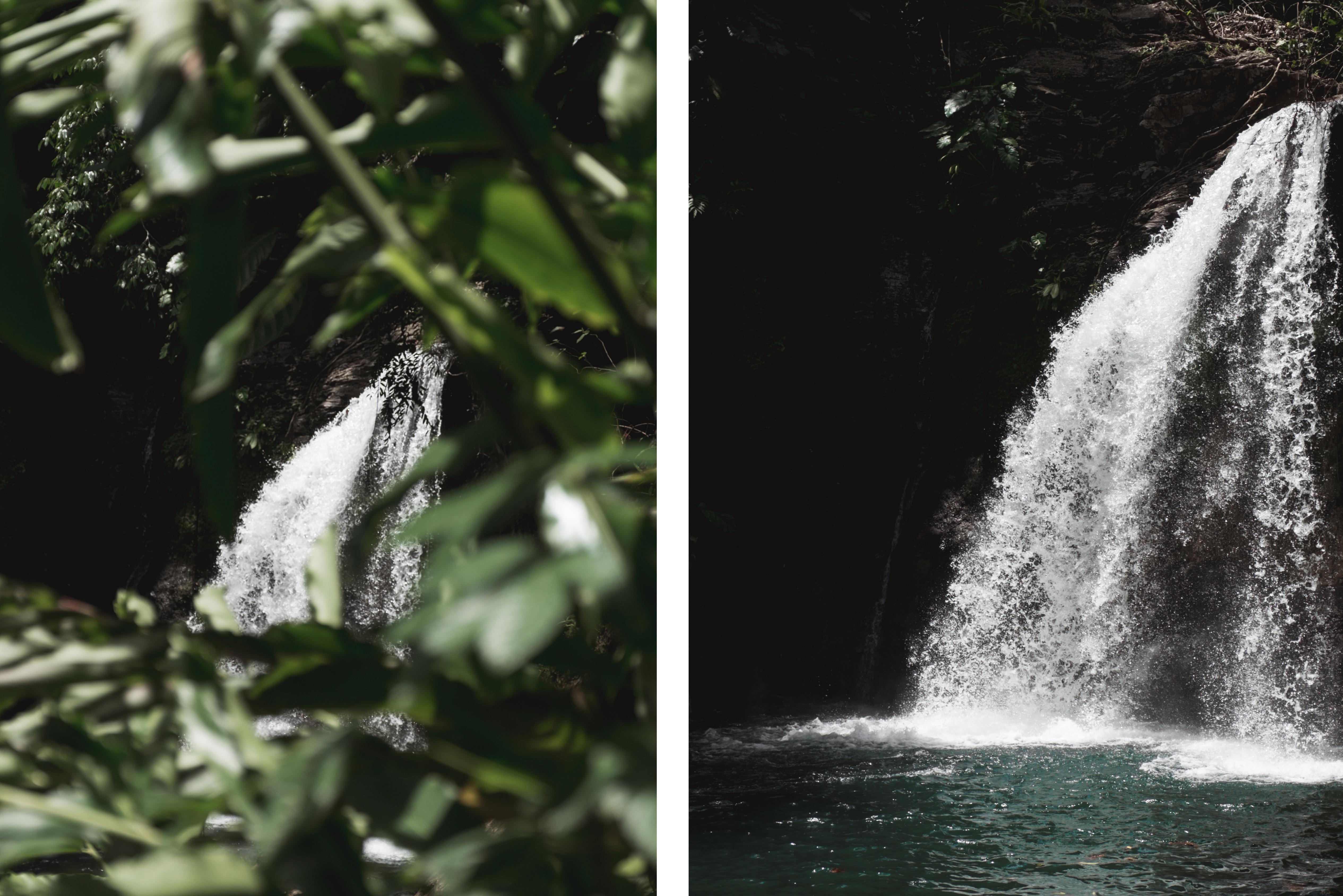 Guadeloupe-Saut-de-la-Lezarde-cascade