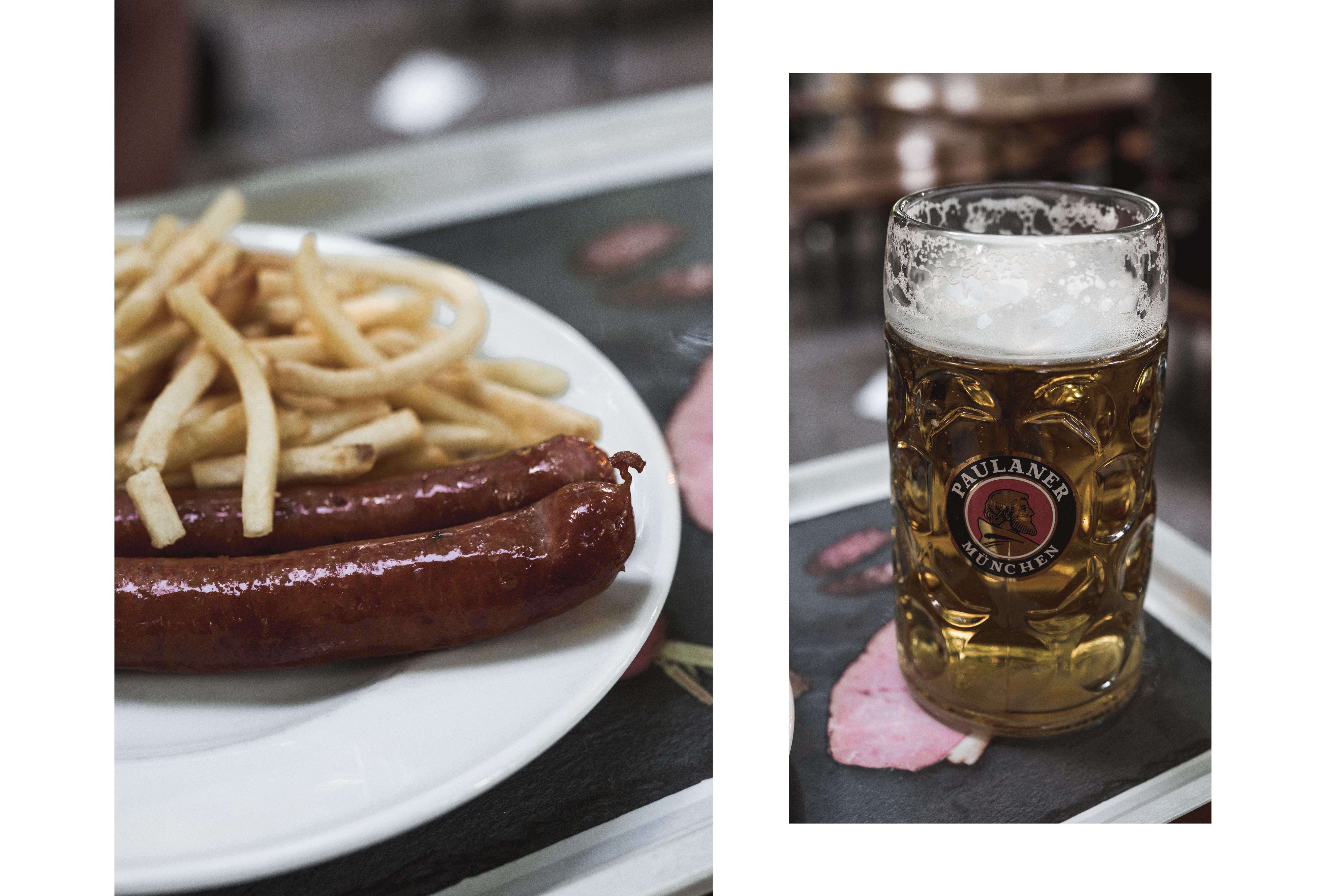 Bonnes adresses pour manger à Munich-Food