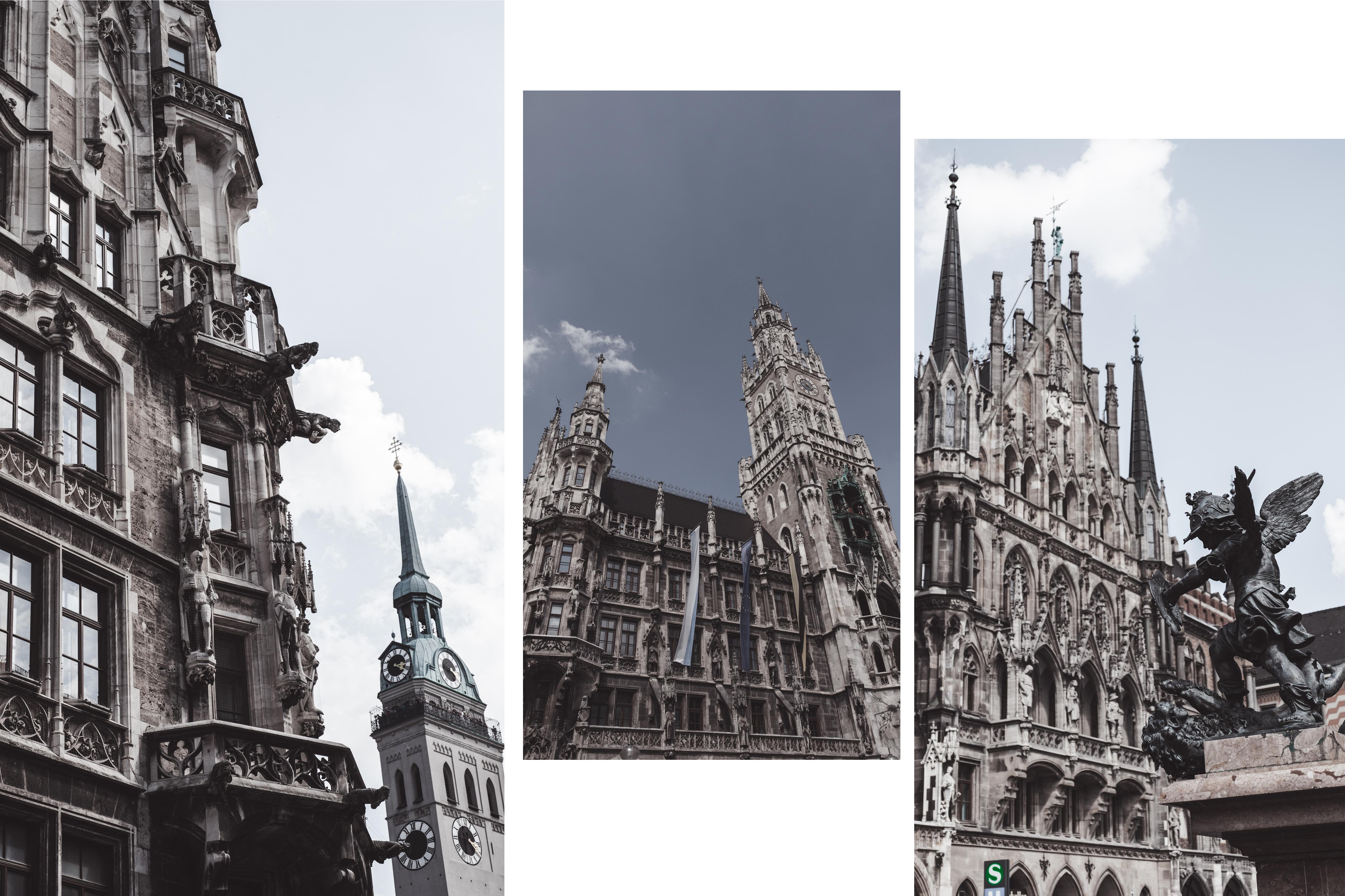Munich-Neues Rathaus-lemonetorange-baviere-allemagne-city guide