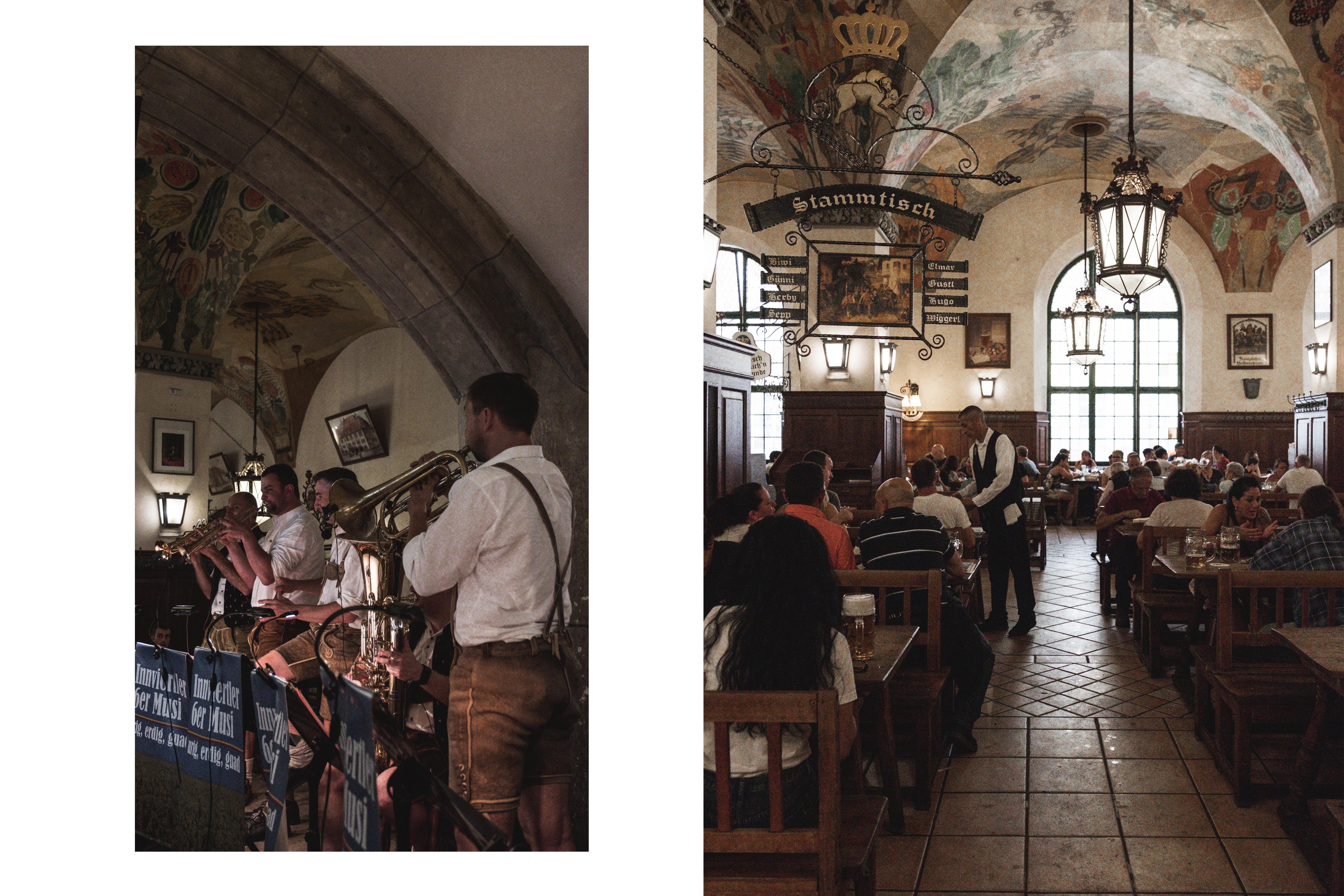 Bonnes adresses-Munich-Hofbrauhaus