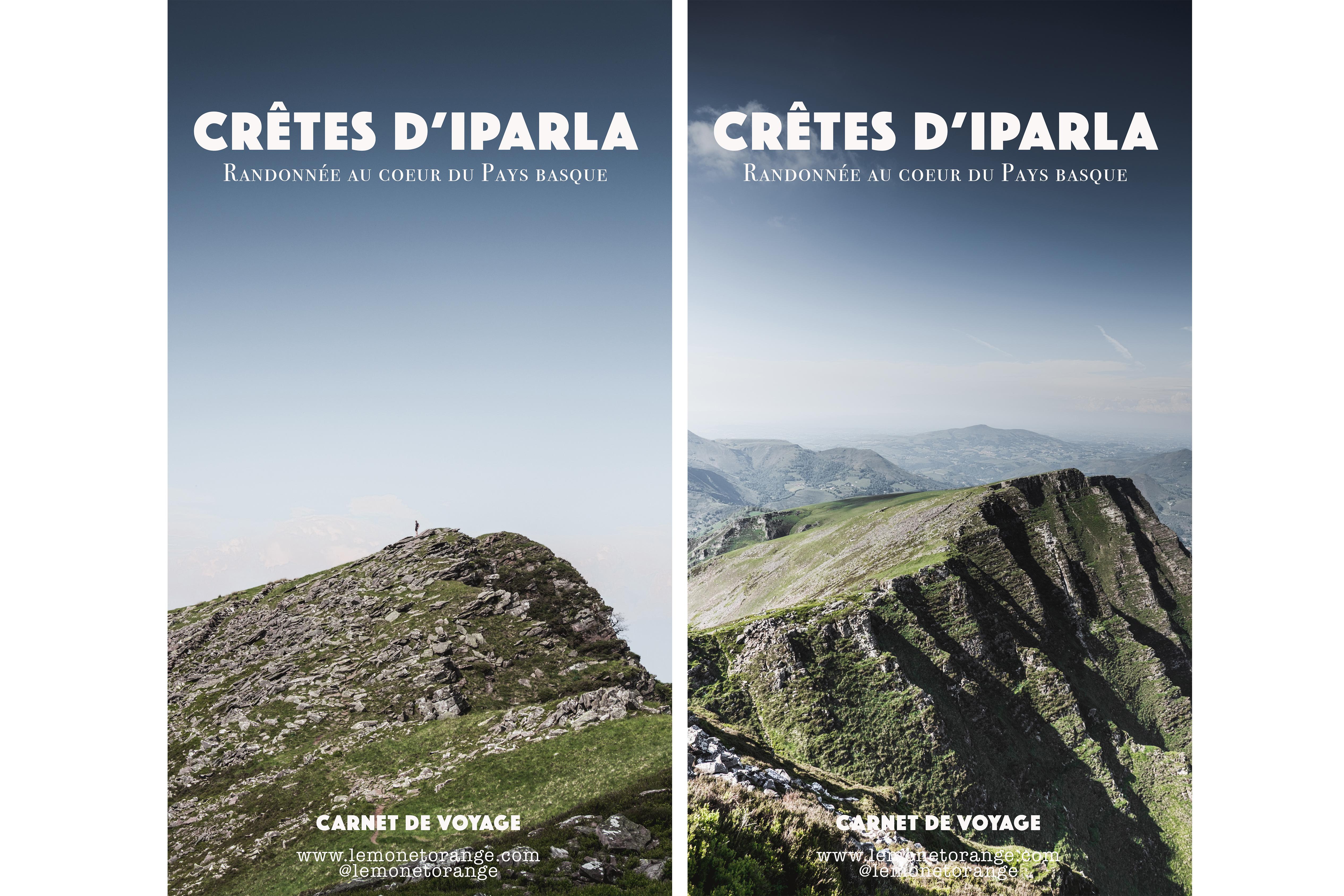 pinterest-Randonnee au Pays Basque-Crete d'Iparla-3