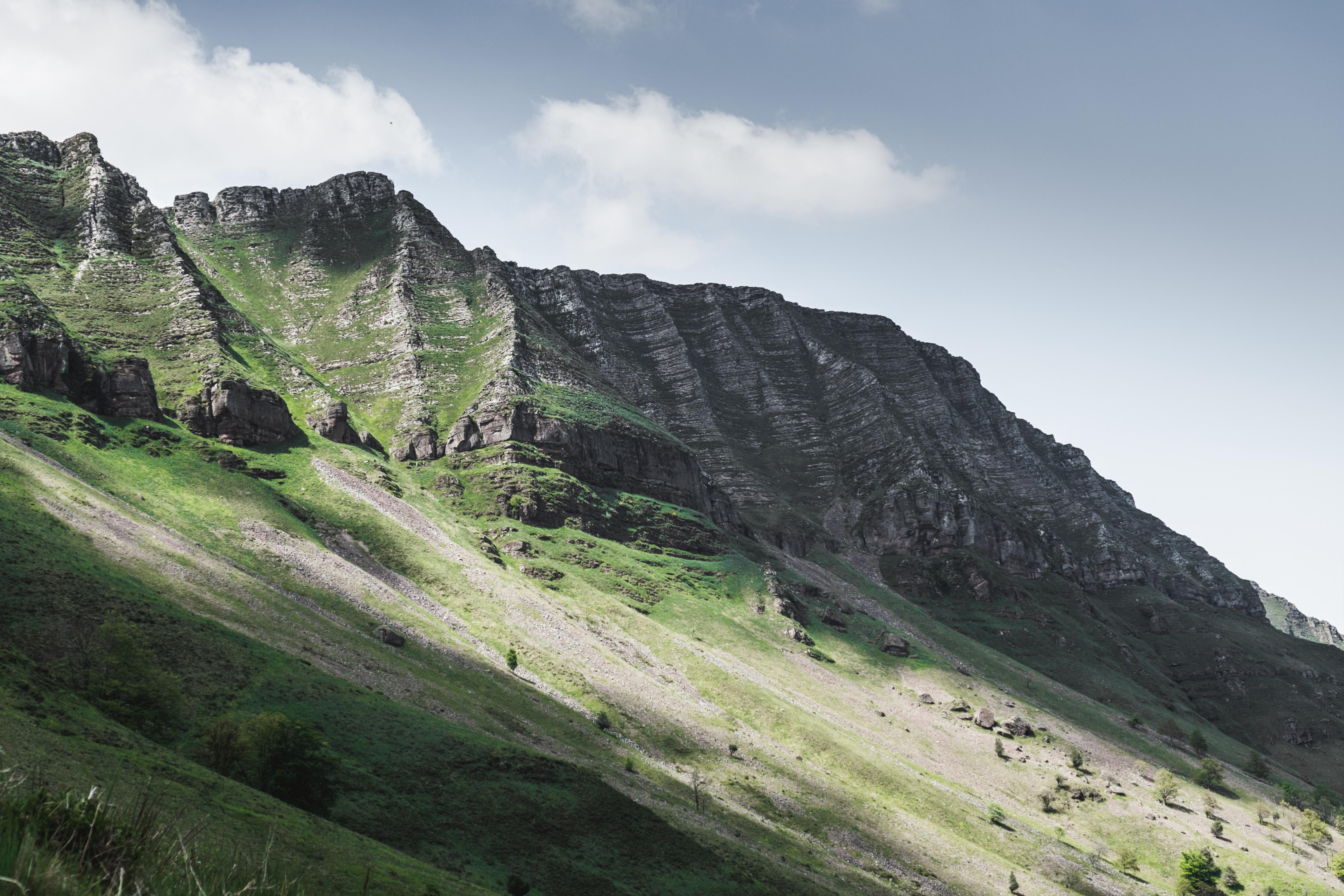Randonnée au Pays Basque - Les crêtes d'Iparla-paysage-12