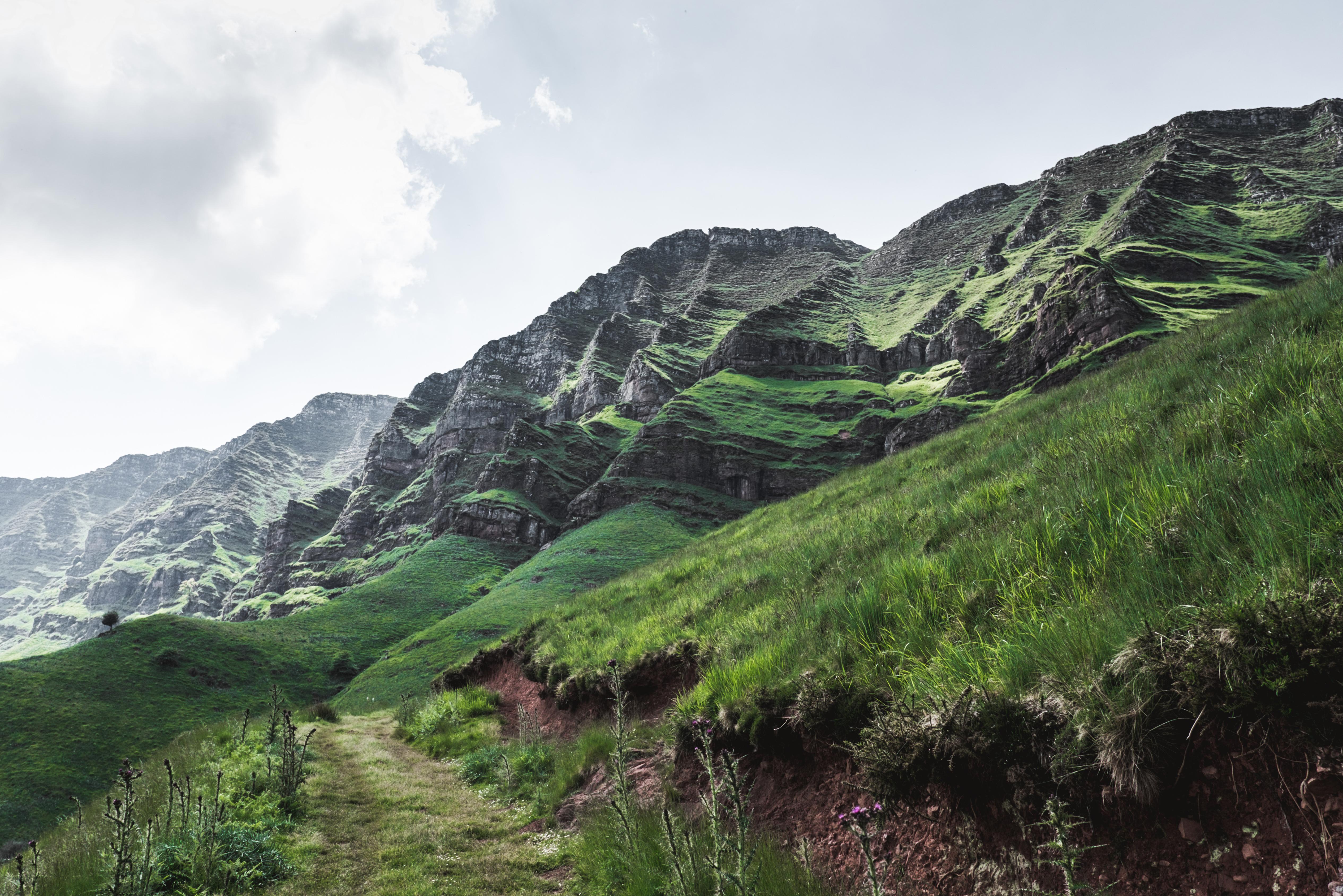 Randonnée au Pays Basque - Les crêtes d'Iparla-paysage-13