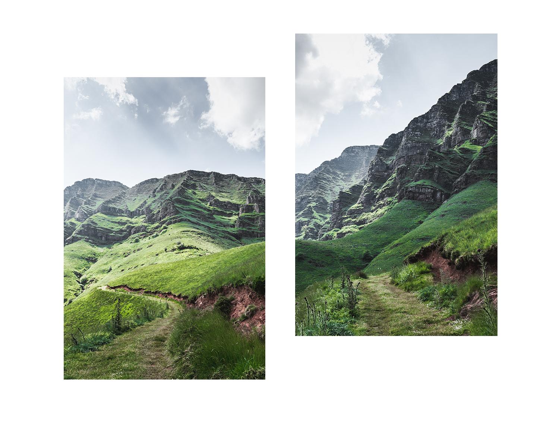 Randonnée au Pays Basque - Les crêtes d'Iparla-paysage-4