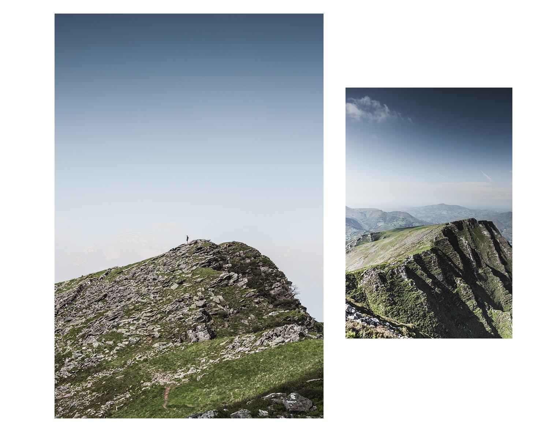 Randonnée au Pays Basque - Les crêtes d'Iparla-paysage-7