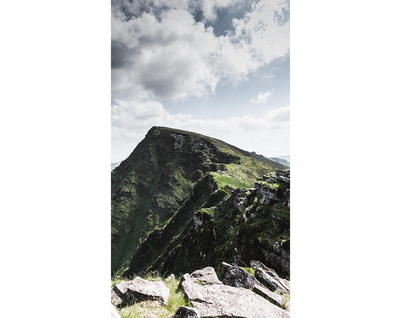 Randonnée au Pays Basque - Les crêtes d'Iparla-paysage-8
