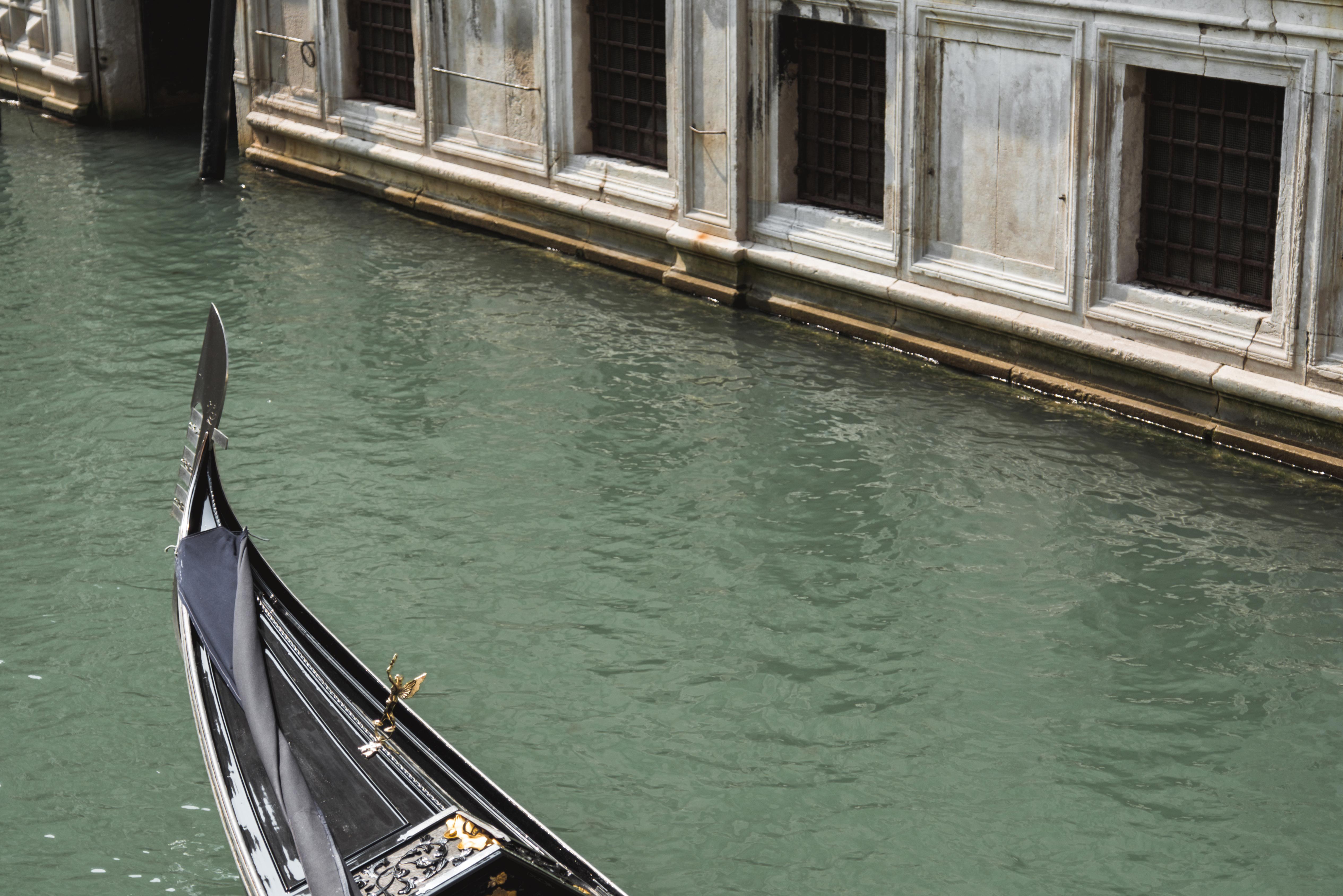 Une journee a Venise -Gondole-2