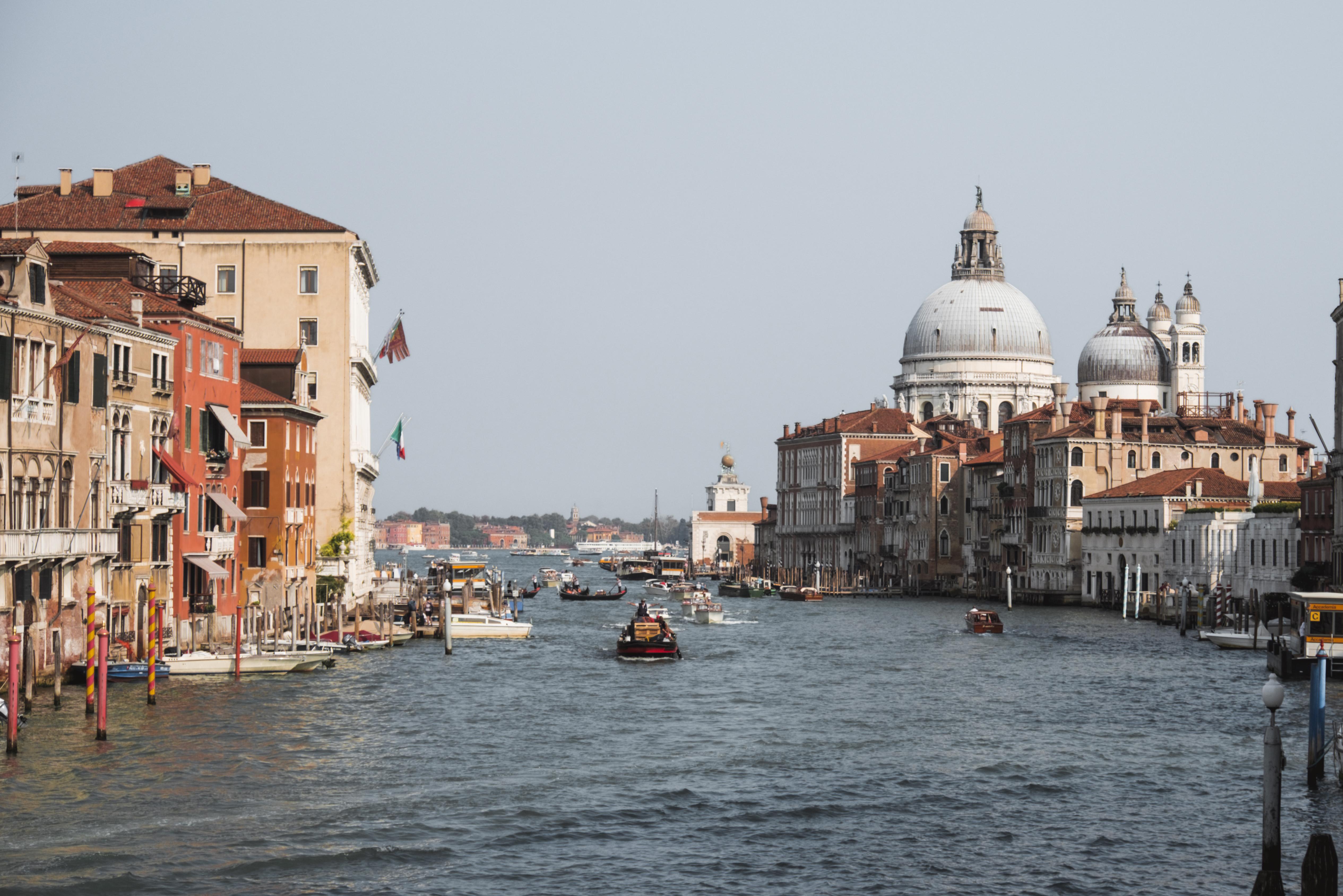 Une journee a Venise - Pont du Rialto