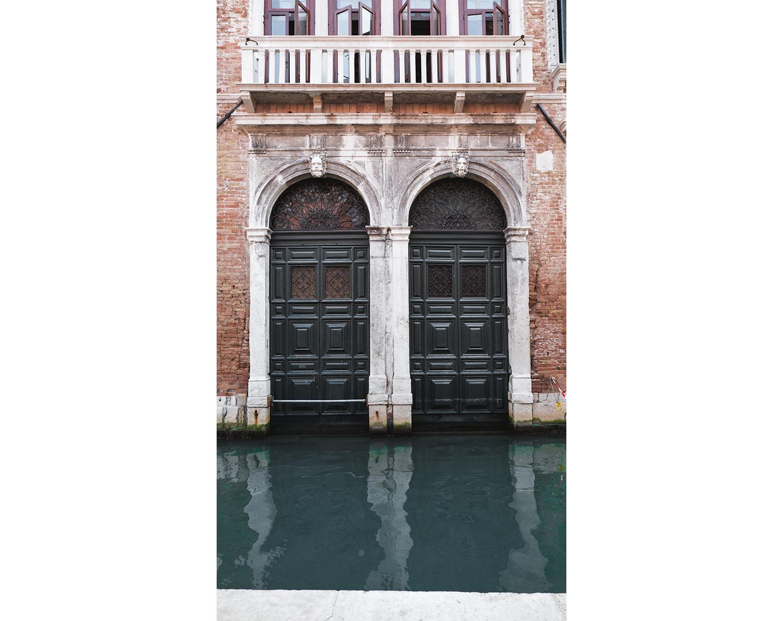 Une journee a Venise -Porte