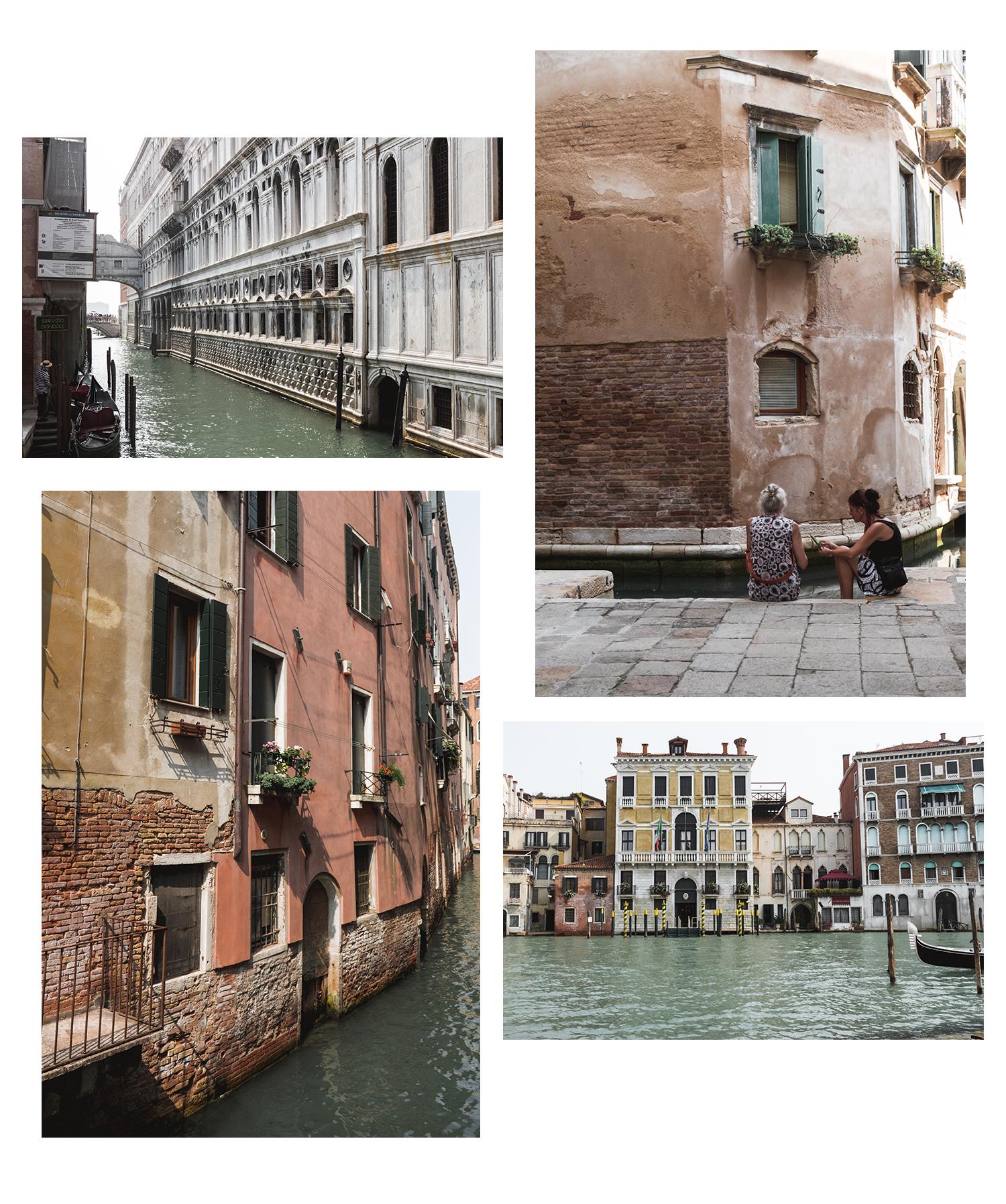 Une journee a Venise -Ruelles