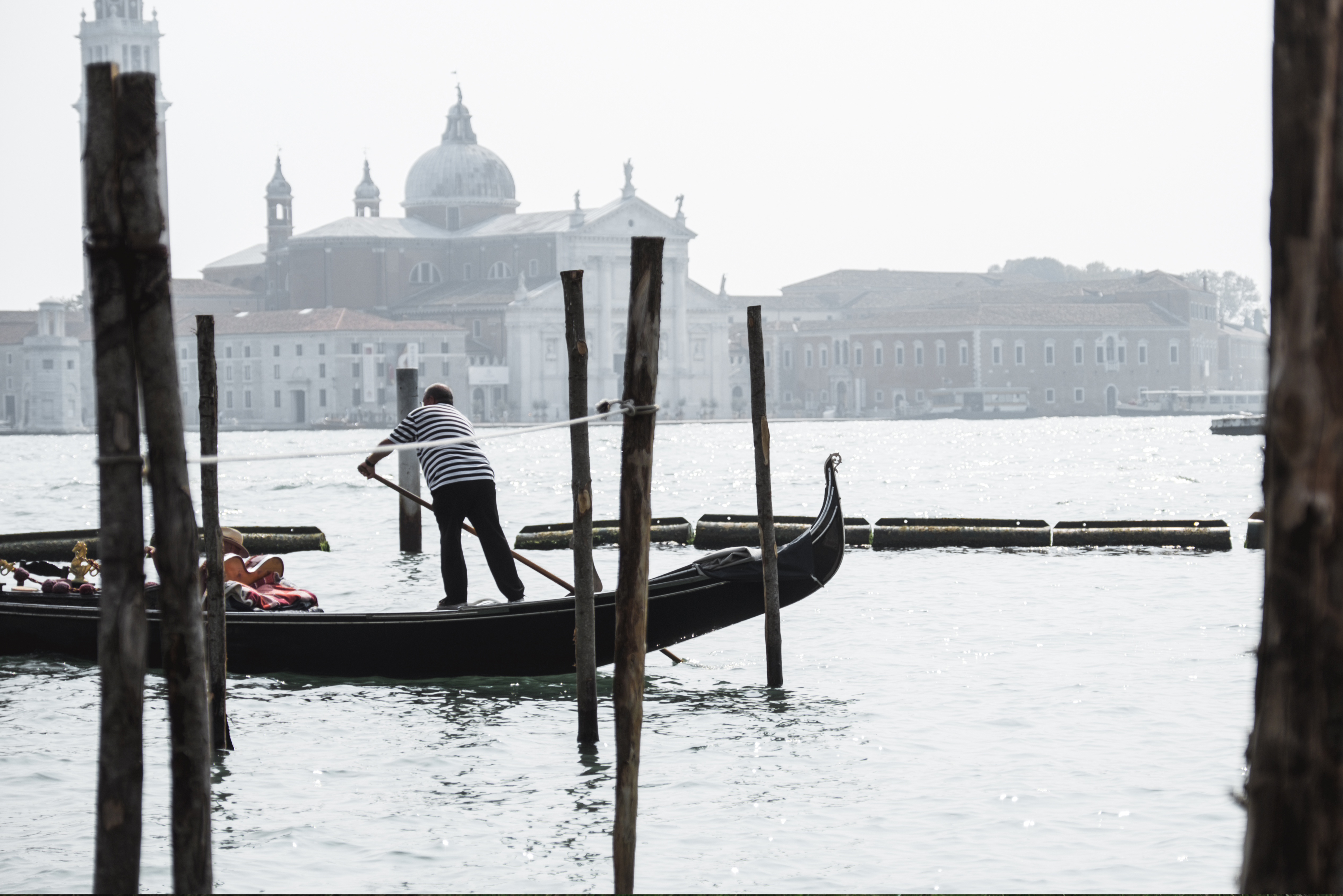Une journee a Venise -San Marco