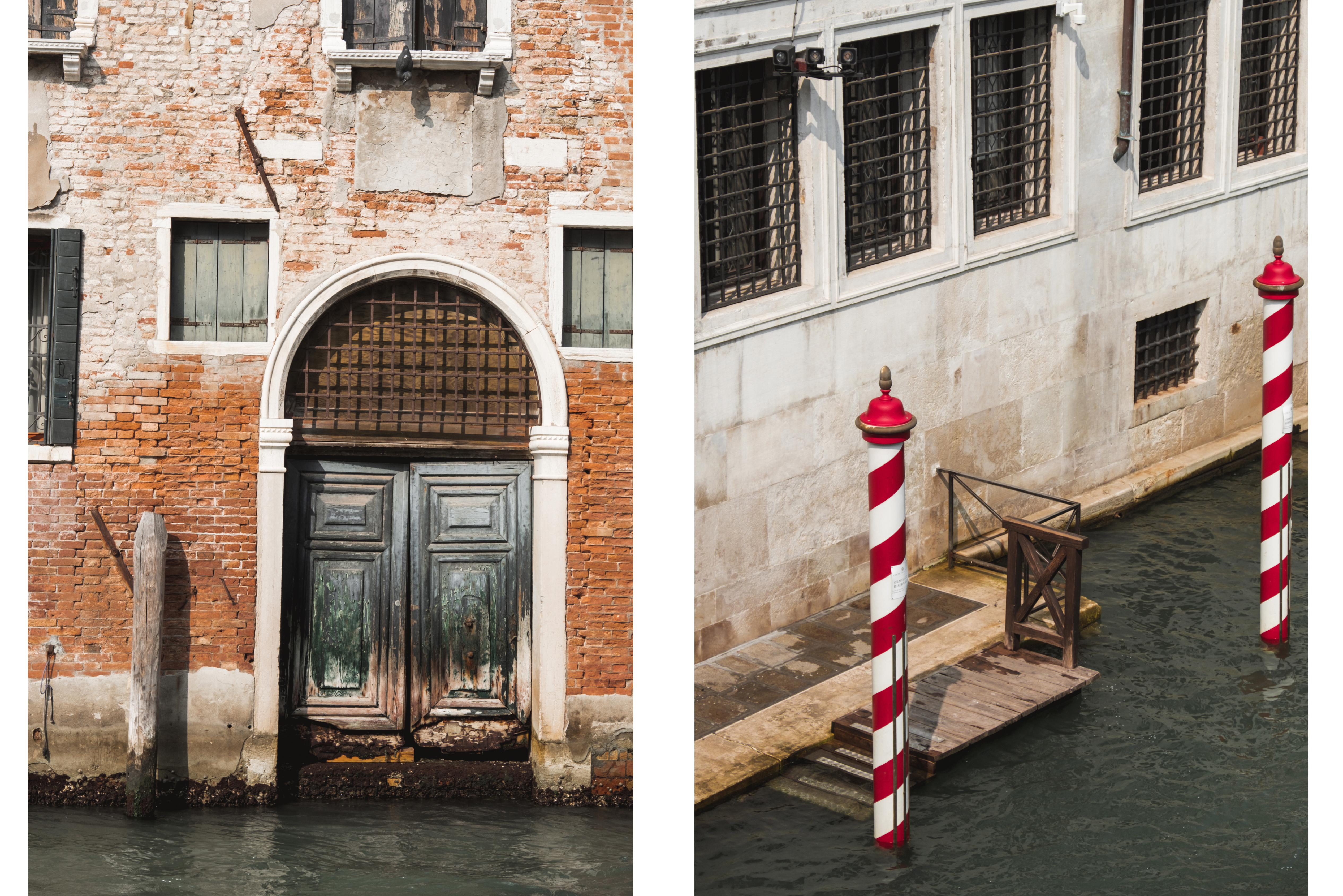 Une journee a Venise -rues